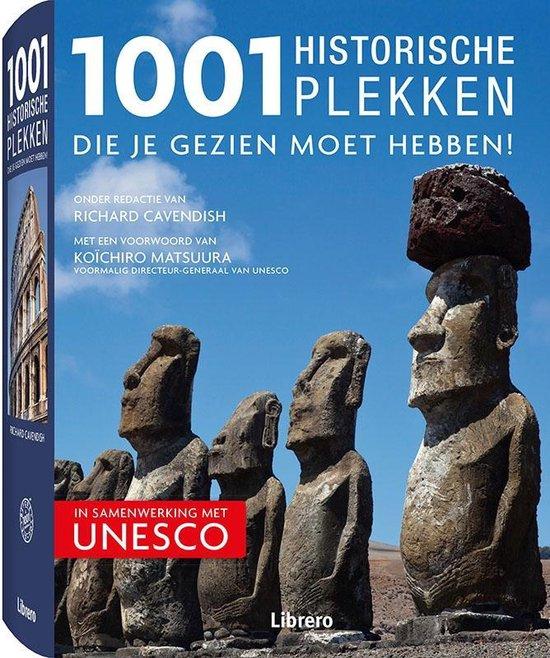 1001 historische plekken die je gezien moet hebben! - Cavendish |