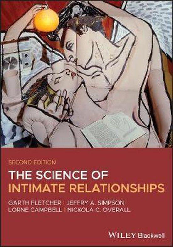 Boek cover The Science of Intimate Relationships van Garth J. O. Fletcher (Paperback)
