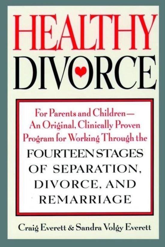 Afbeelding van Healthy Divorce