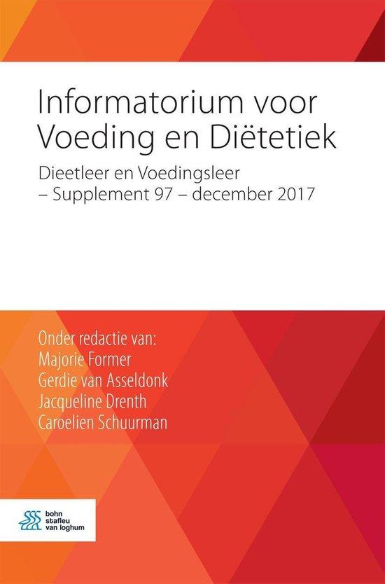 Informatorium voor Voeding en Diëtetiek - Majorie Former | Fthsonline.com