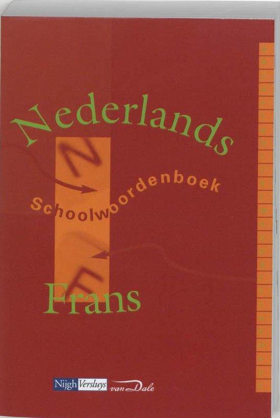 Schoolwoordenboek Nederlands-Frans - none  