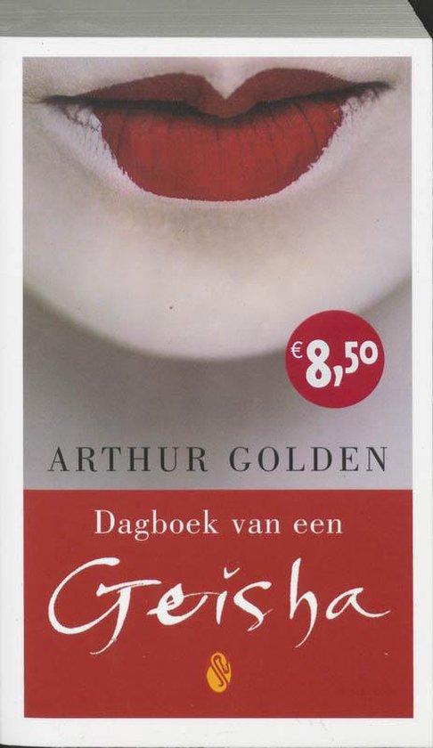 Dagboek Van Een Geisha - Arthur Golden |