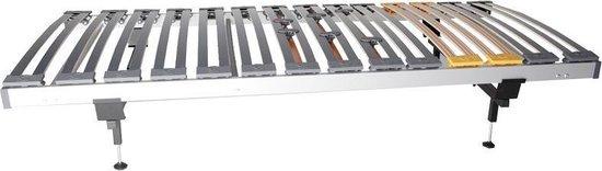 Slaaploods Flexline Premium - Lattenbodem - 120x220 cm - Vlak