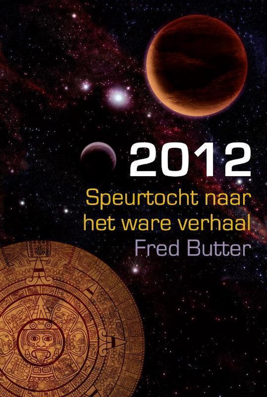 2012 Speurtocht naar het ware verhaal - Fred Butter |