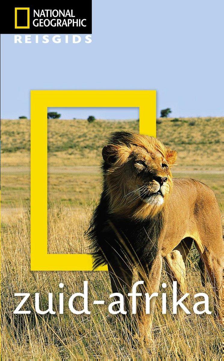 National Geographic Reisgids - Zuid-Afrika - National Geographic Reisgids