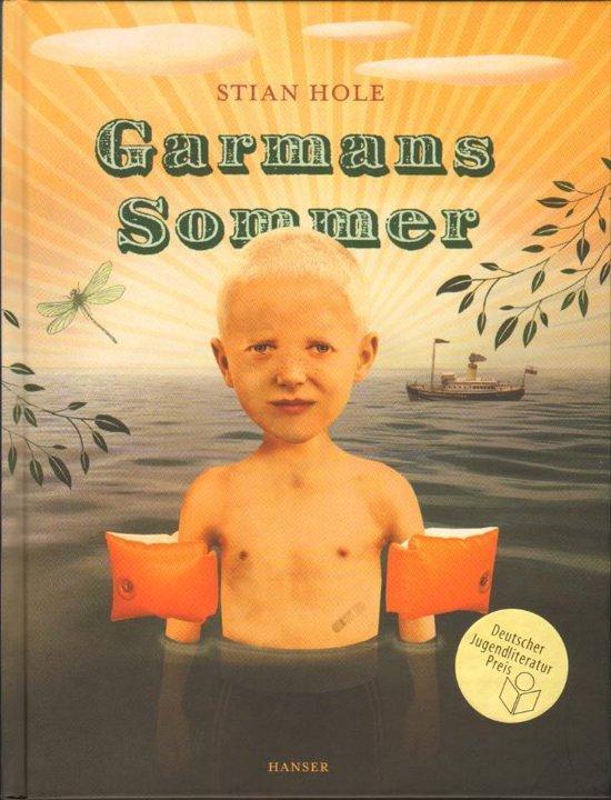 Garmanns zomer - Stian Hole | Readingchampions.org.uk