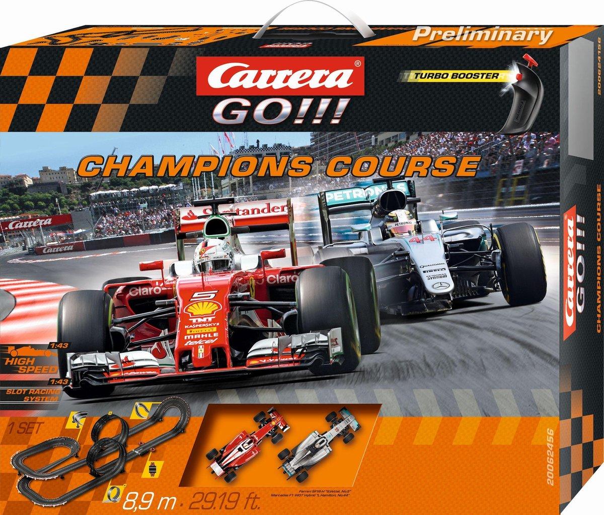 Carrera GO!!! Champions Course - Racebaan