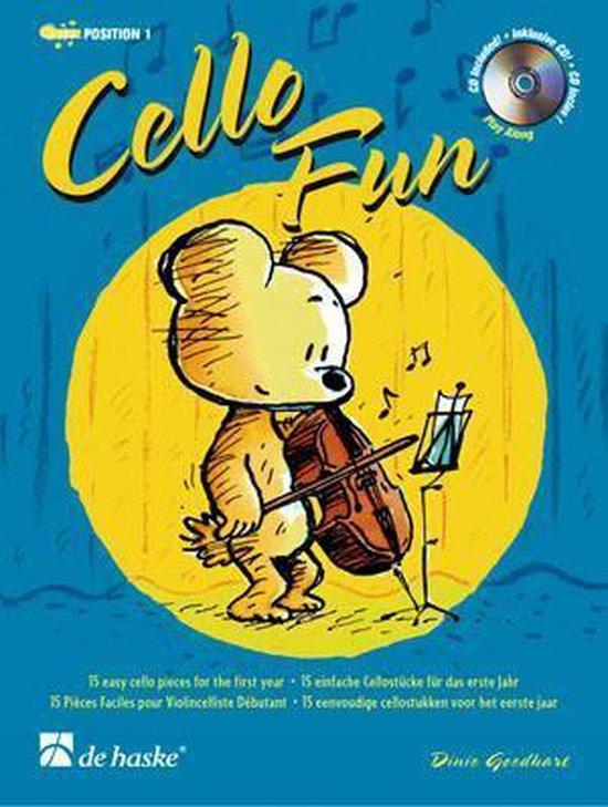 Cello Fun - D. Goedhart   Fthsonline.com