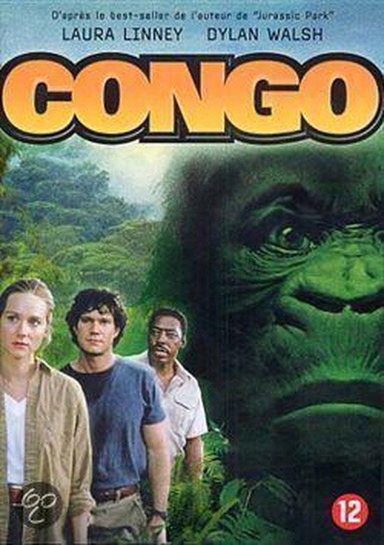 Cover van de film 'Congo'
