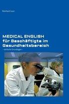 Medical English fur Beschaftigte im Gesundheitsbereich