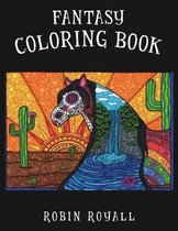 Fantasy Coloring Book