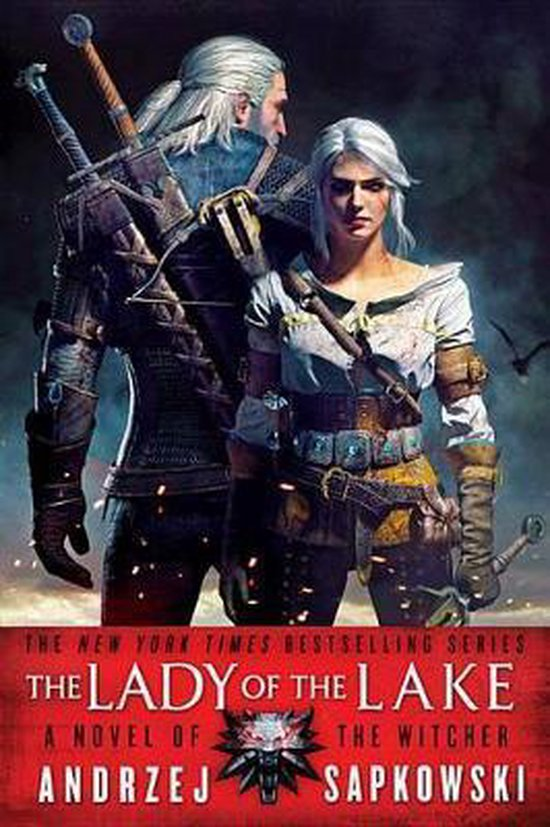 Boek cover The Lady of the Lake van Andrzej Sapkowski (Paperback)