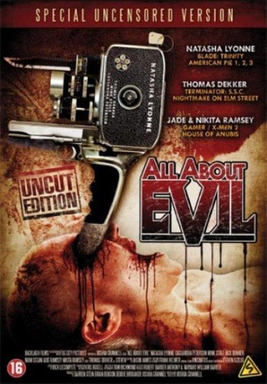 Cover van de film 'All About Evil'