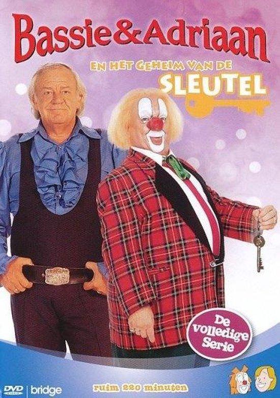 Cover van de film 'Bassie & Adriaan - Het Geheim Van De Sleutel'