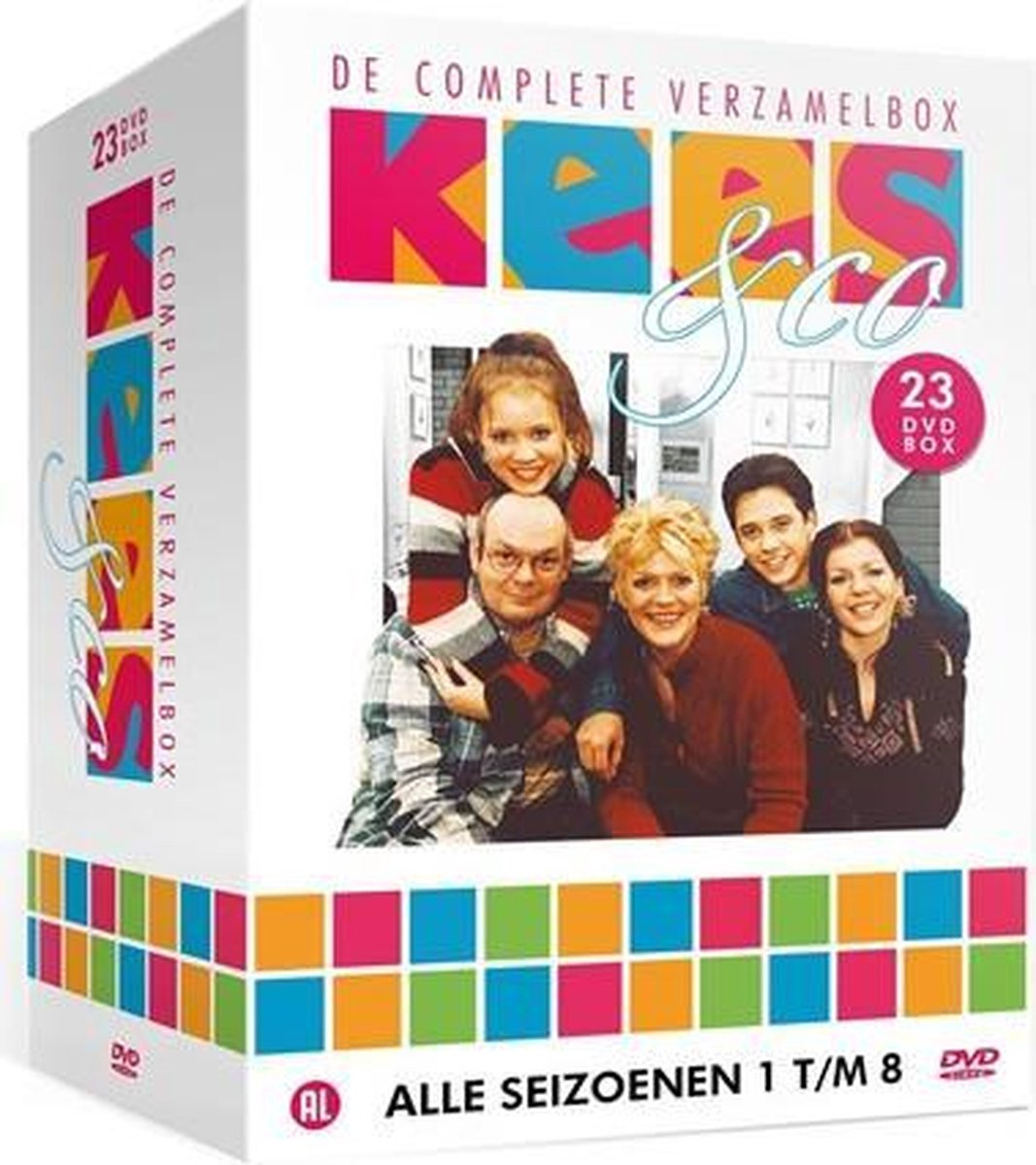Kees & Co box Compleet -