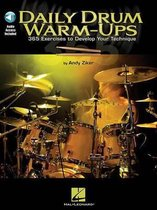 Daily Drum Warm-Ups - 365 Exercises to Develop Your Technique (Book/Online Audio)