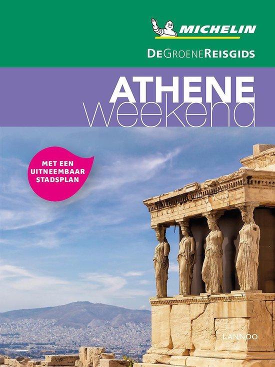 De Groene Reisgids - Athene weekend - none |
