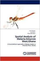 Spatial Analysis of Malaria