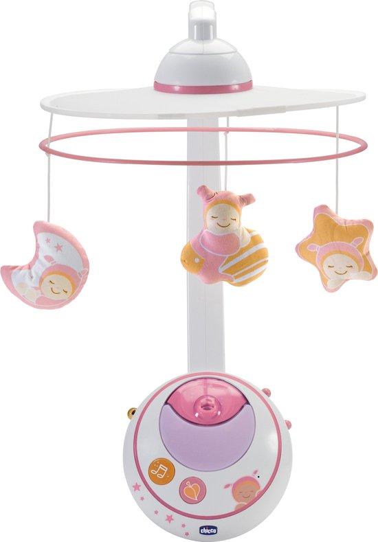 Product: Chicco Mobiel Magic Star - Roze, van het merk Chicco