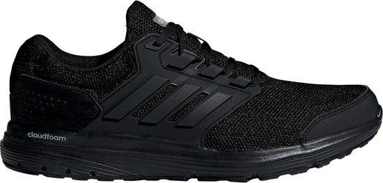 adidas Galaxy 4 Hardloopschoenen - Maat 42 - Mannen - zwart
