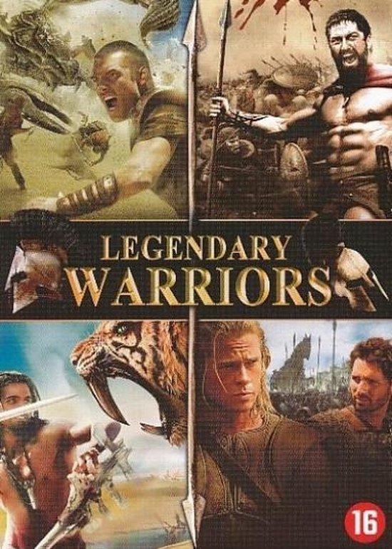 Cover van de film 'Legendary Warriors'