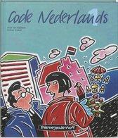 Boek cover Code Nederlands tekstboek 1 van