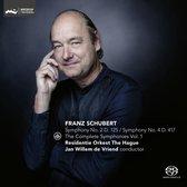 The Complete Symphonies Vol. 1 Symphony No. 2 D. 1