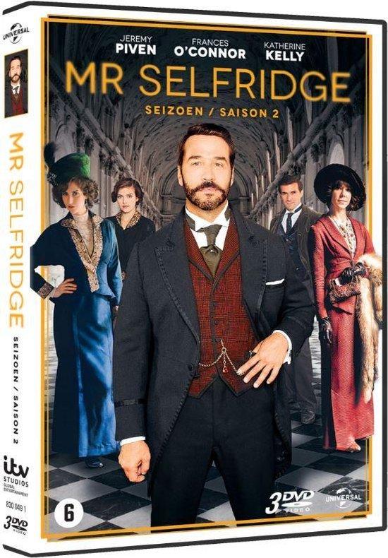Cover van de film 'Mr Selfridge'