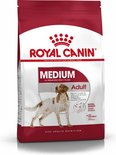 Royal Canin Medium Adult - Hondenvoer - 15 kg