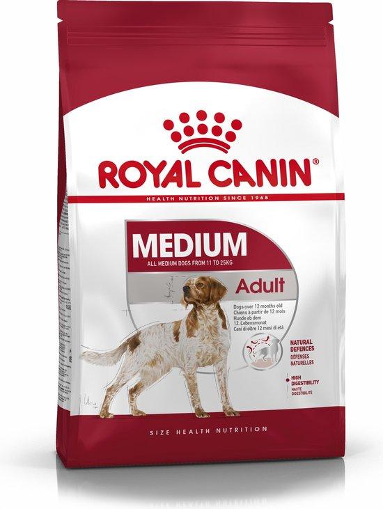 Royal Canin Medium Adult - Hondenvoer - 15 kg
