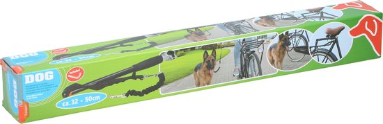 Fietsbeugel voor hond - Hondenstang