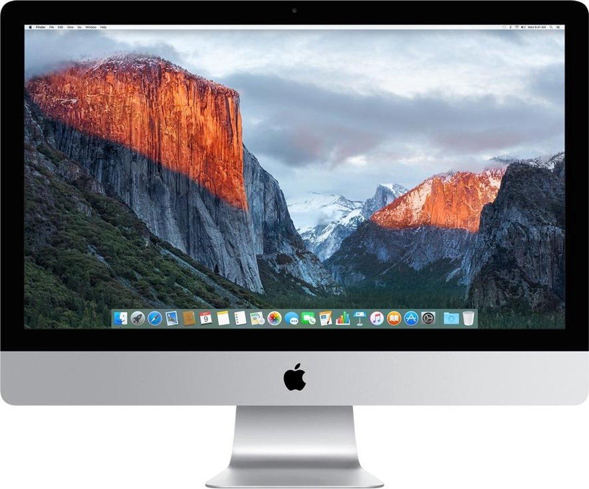 Apple iMac 27 inch 2017 – i5 – 8GB – 1TB SSD