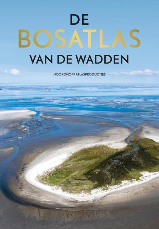 Boek cover Bosatlas van de Wadden van Diverse auteurs (Hardcover)