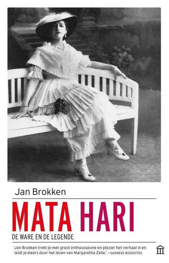 Mata Hari - Jan Brokken |