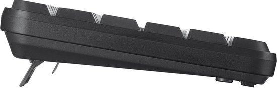 | Trust Modo Draadloos Compact Toetsenbord en Muis