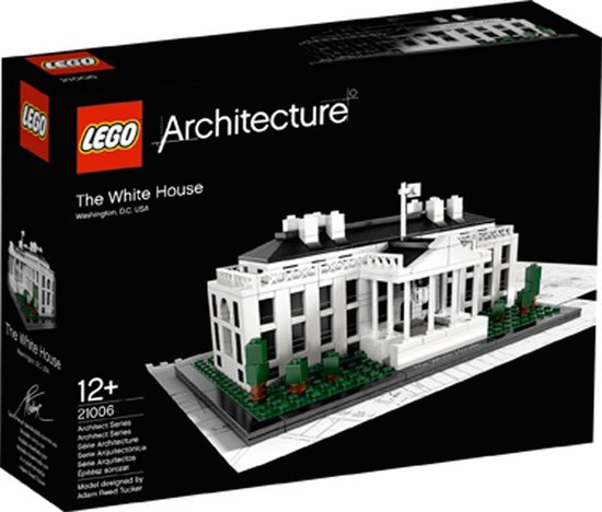 LEGO Architecture The White House - 21006