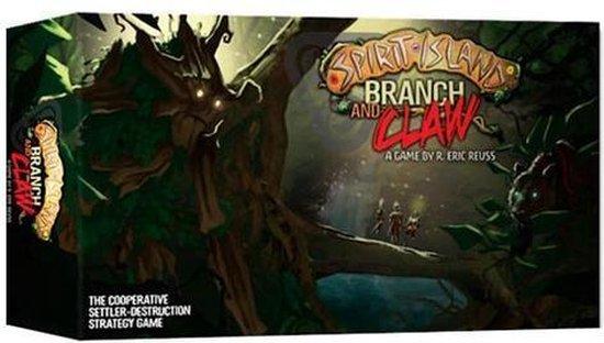 Afbeelding van het spel Spirit Island Branch & Claw - EN