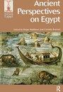 Boek cover Ancient Perspectives on Egypt van