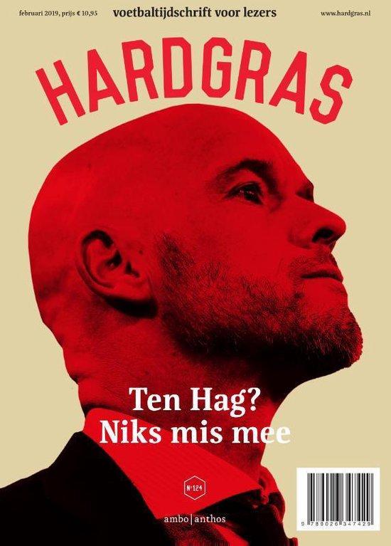 Hard gras 124 - februari 2019 - Tijdschrift Hard Gras  