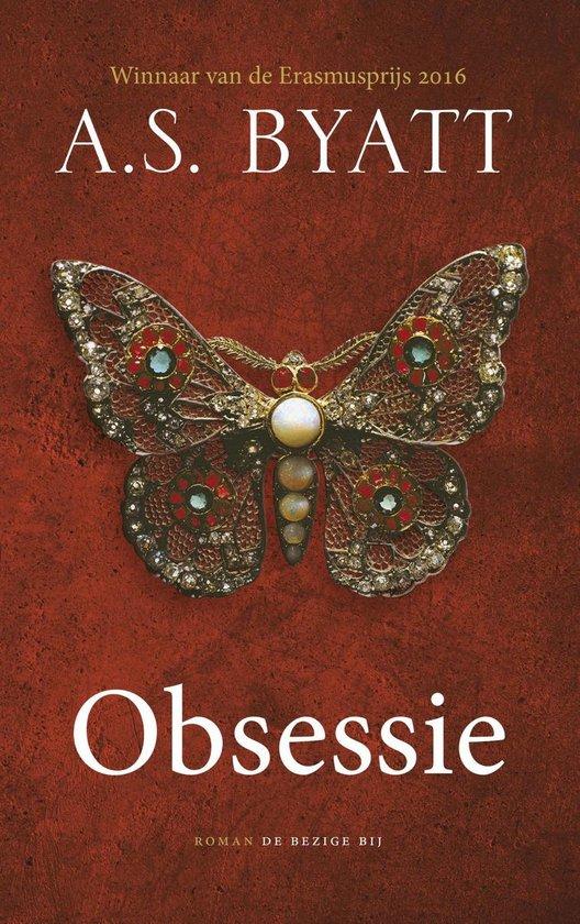 Obsessie - A.S. Byatt pdf epub
