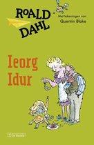 Boek cover Ieorg Idur van Roald Dahl (Hardcover)