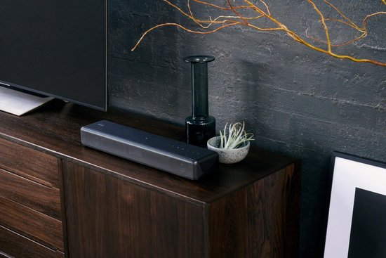 Sony HT-MT500 – Soundbar met draadloze subwoofer - Zwart