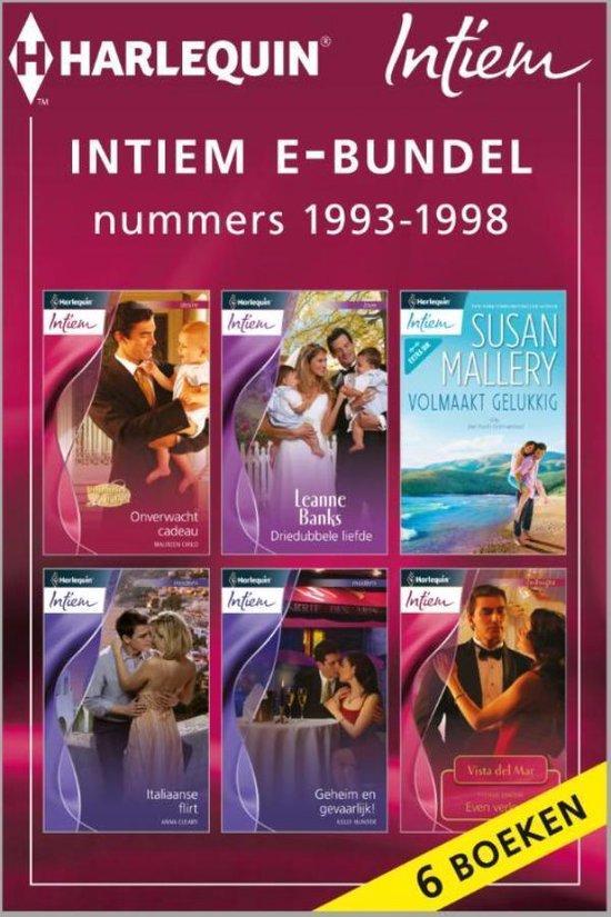 Intiem e-bundel nummers 1993-1998, 6-in-1 - Maureen Child |