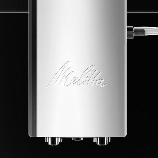 Melitta Caffeo CI  - Volautomaat Espressomachine - Zwart