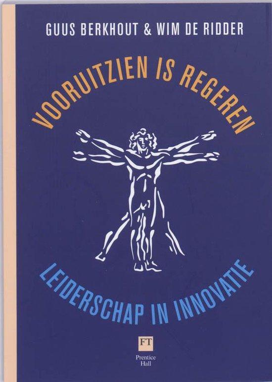 Vooruitzien Is Regeren - Guus Berkhout |