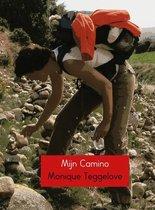Boek cover Mijn Camino van Monique Teggelove