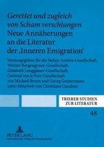 gerettet Und Zugleich Von Scham Verschlungen . Neue Annaherungen an Die Literatur Der  inneren Emigration