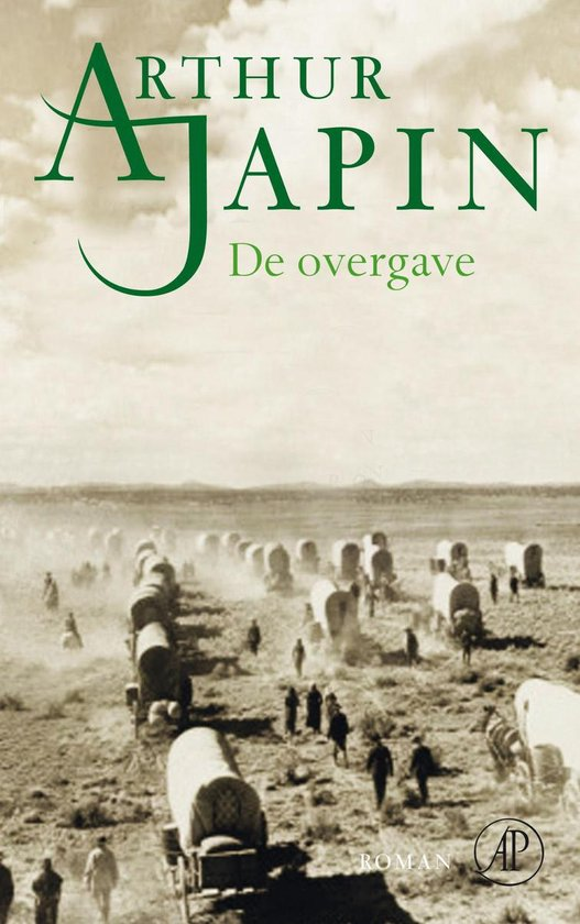 De overgave - Arthur Japin pdf epub