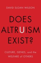 Does Altruism Exist?