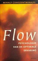 Boek cover Flow Psychologie Van Optimale Ervaring van M. Csikszentmihalyi